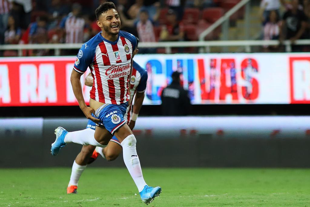 Alexis Vega explica festejo tras gol en Clásico Tapatío contra Atlas. Noticias en tiempo real