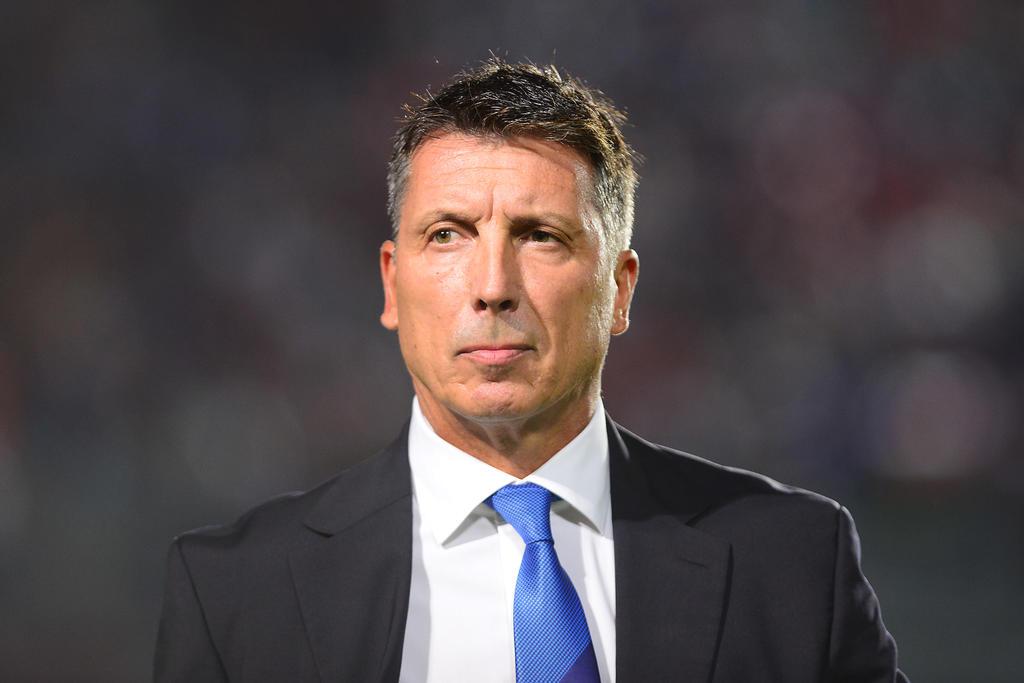 Siboldi ya perdió una final dirigiendo a Cruz Azul. Noticias en tiempo real