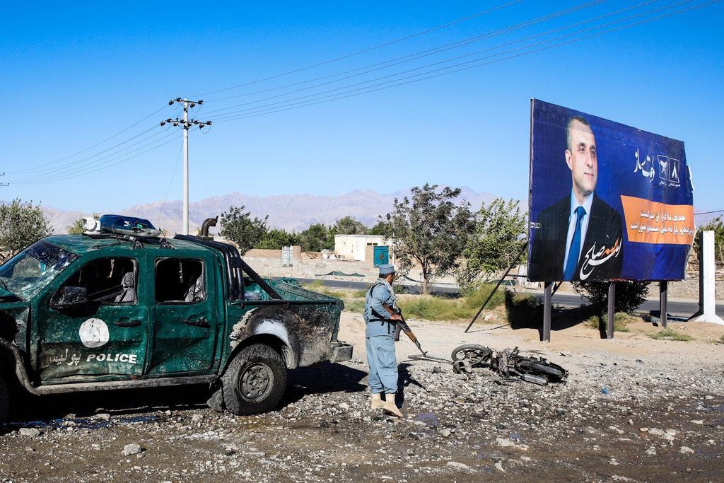 Doble atentado en acto de campaña deja 30 muertos en Afganistán. Noticias en tiempo real