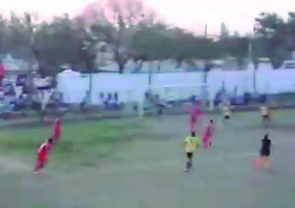 La insólita narración de un gol fantasma en Argentina. Noticias en tiempo real
