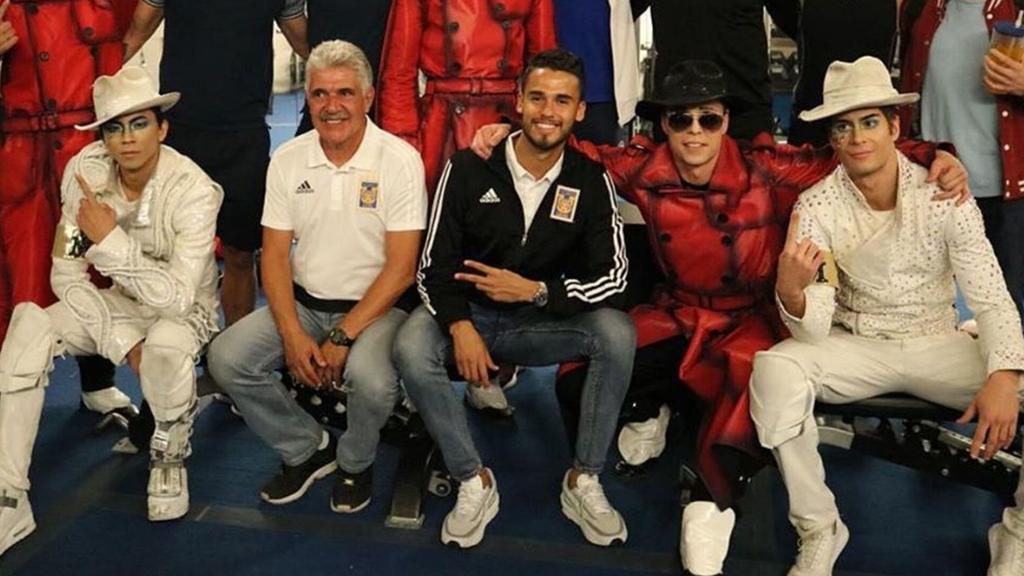 Diego Reyes se dice contento por primera final con Tigres. Noticias en tiempo real