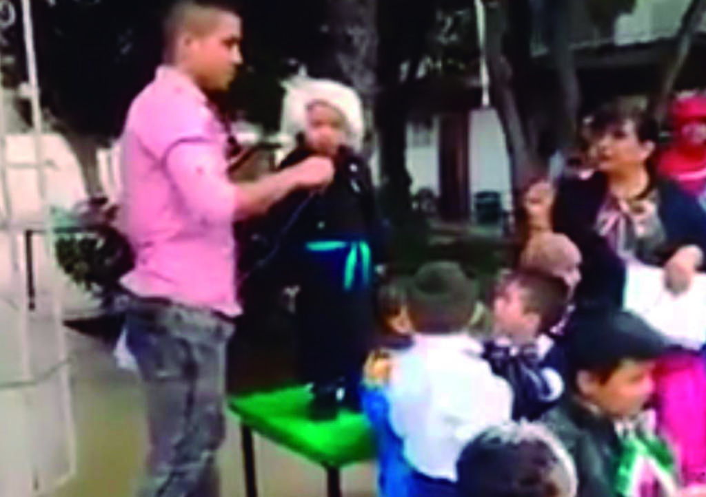 VIDEO: El peculiar grito de independencia de un niño