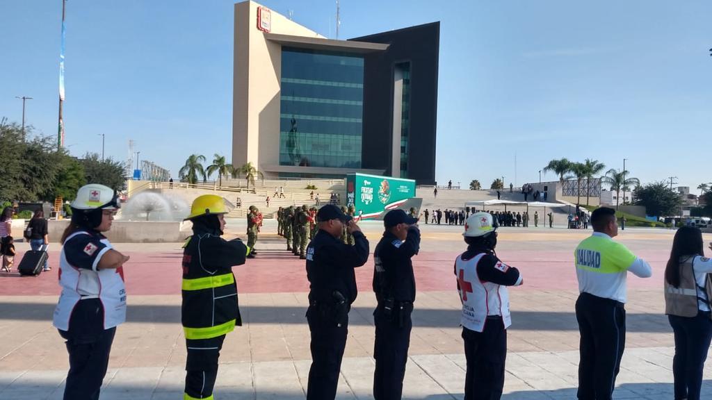 Realizan megasimulacro de rescate en Torreón. Noticias en tiempo real