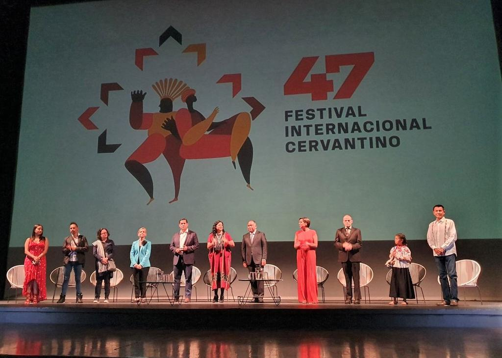 Anuncian actividades del Festival Internacional Cervantino