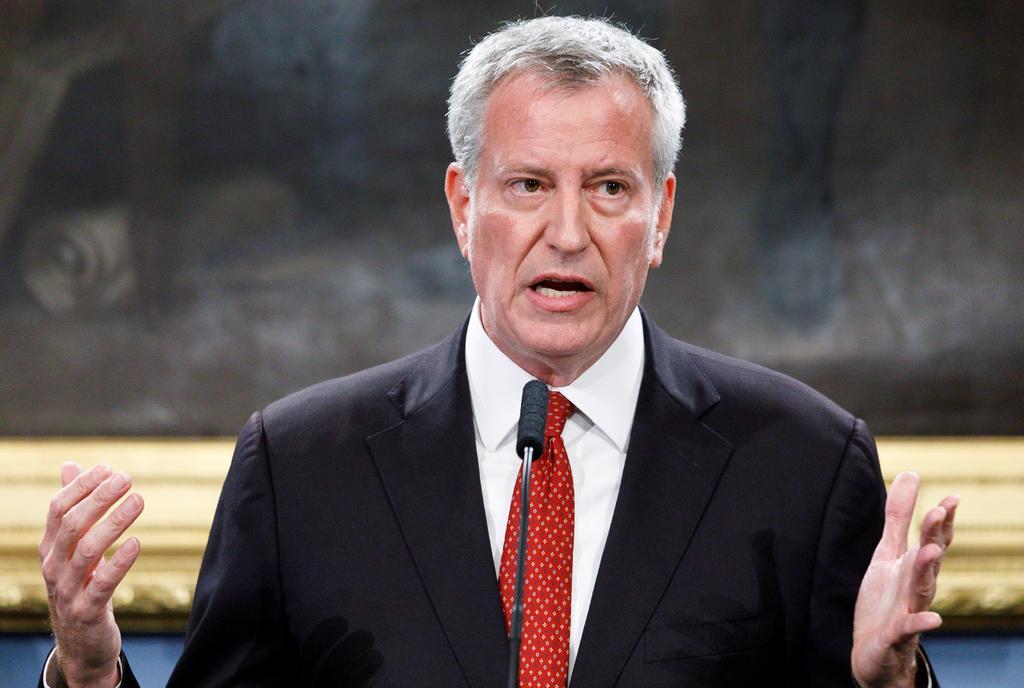 Retira alcalde de Nueva York su precandidatura por el partido demócrata. Noticias en tiempo real