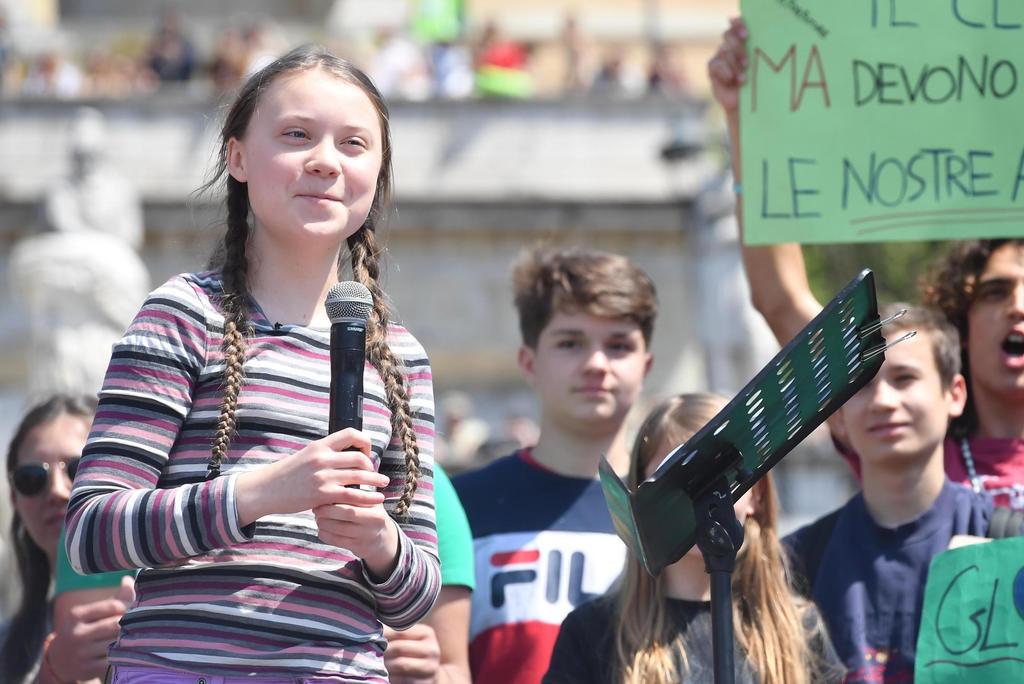 ¿Quién es Greta Thunberg, la joven que inspiró un movimiento mundial contra el cambio climático?. Noticias en tiempo real