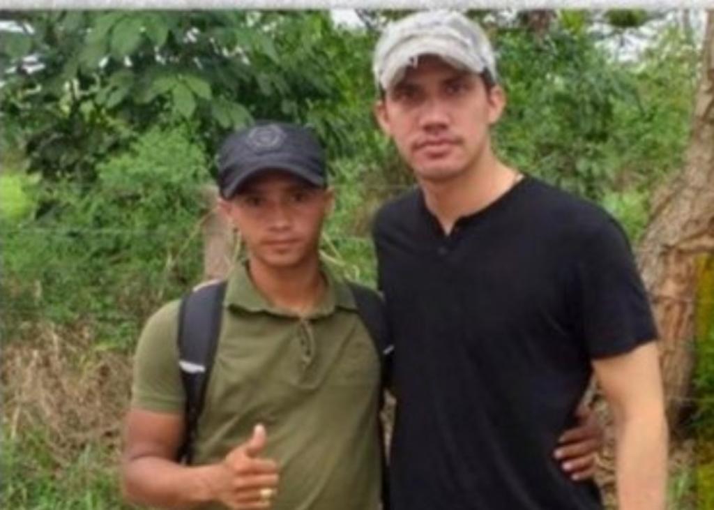 Arrestan a criminal que aparece en foto con Guaidó. Noticias en tiempo real