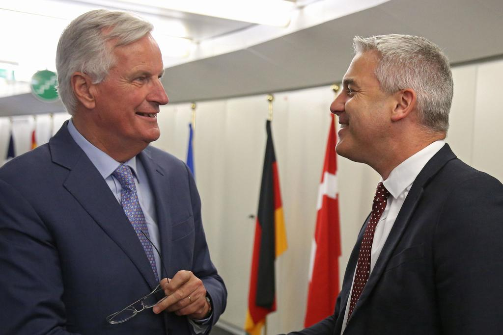 Insiste Bruselas en solución viable para Irlanda tras brexit. Noticias en tiempo real