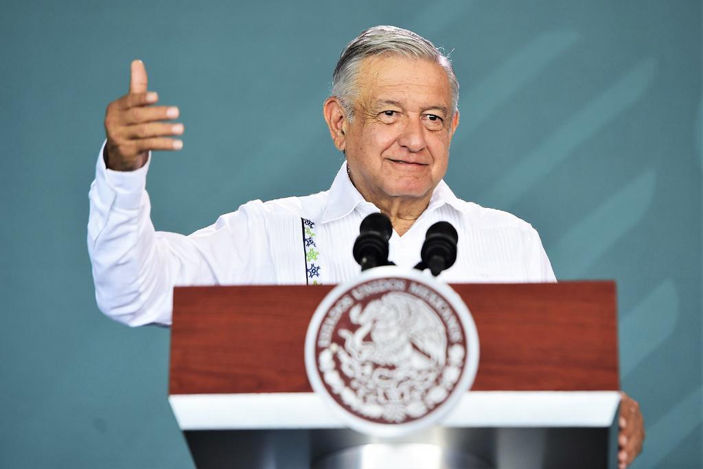 López Obrador juega softball con habitantes de Muna, Yucatán. Noticias en tiempo real