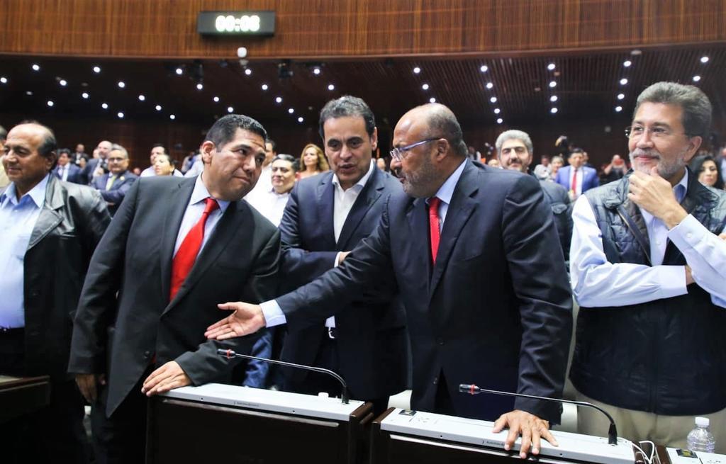 Justifica PRI su voto en contra de la Ley CNTE. Noticias en tiempo real