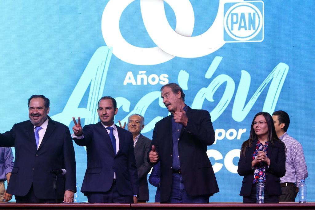 Convoca PAN a oposición contra Cuarta Transformación. Noticias en tiempo real