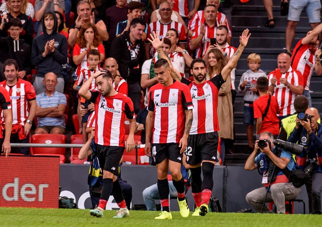 Athletic vuelve a ser líder en La Liga después de 26 años. Noticias en tiempo real