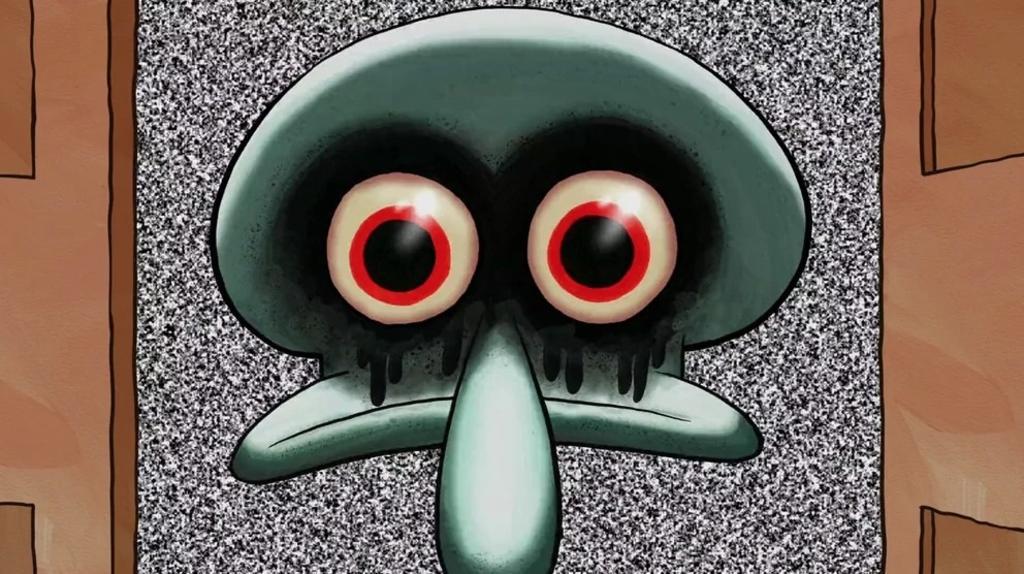 VIRAL: Creepypasta de El suicidio de Calamardo se vuelve real. Noticias en tiempo real