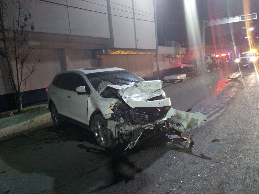 Sigue indagatoria de trágico accidente en Torreón