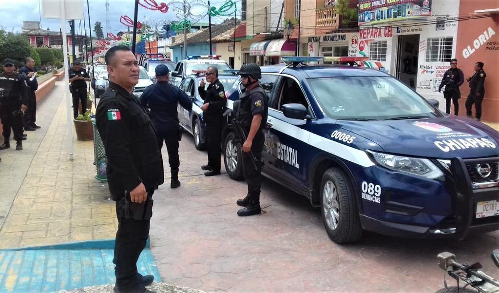 Detienen a 11 por agredir a alcalde de Las Margaritas, Chiapas. Noticias en tiempo real