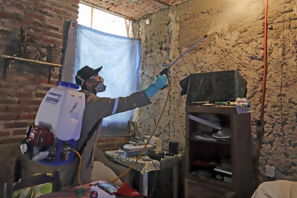 Suman 18 muertes por dengue en Veracruz. Noticias en tiempo real