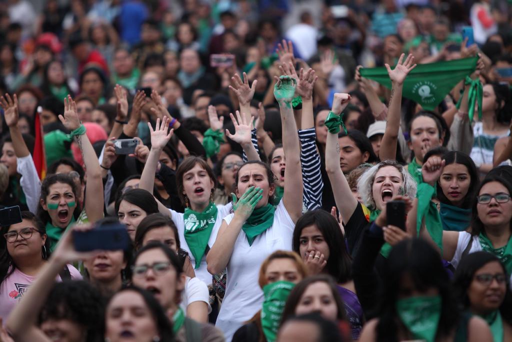 Buscan Estados legalizar el aborto, El Siglo de Torreón