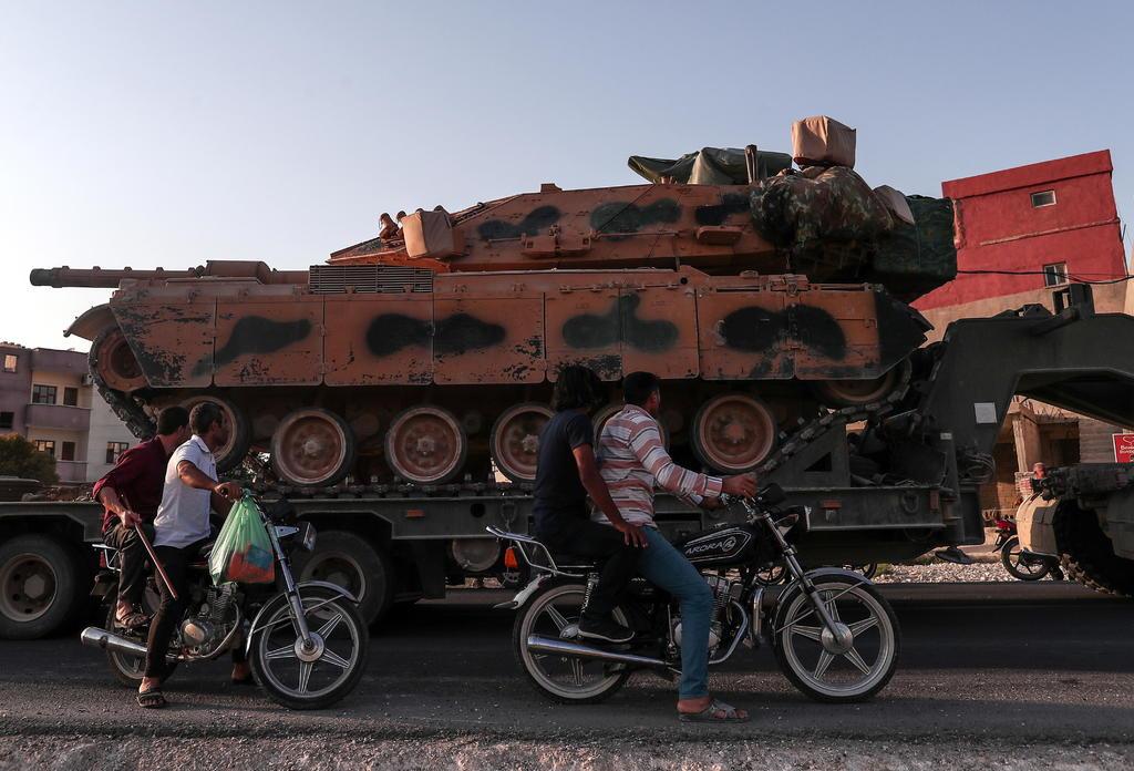 Gobierno sirio desplegará tropas en frontera con Turquía