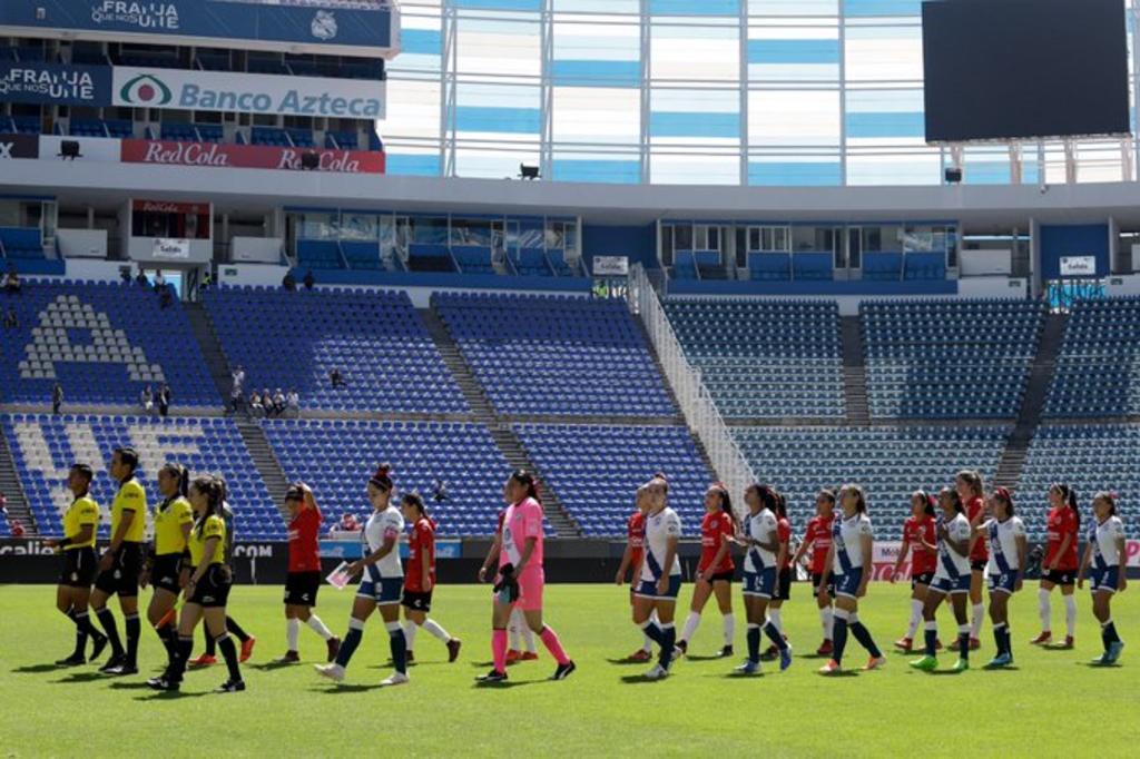 Puebla y Tijuana empatan en la Liga MX Femenil