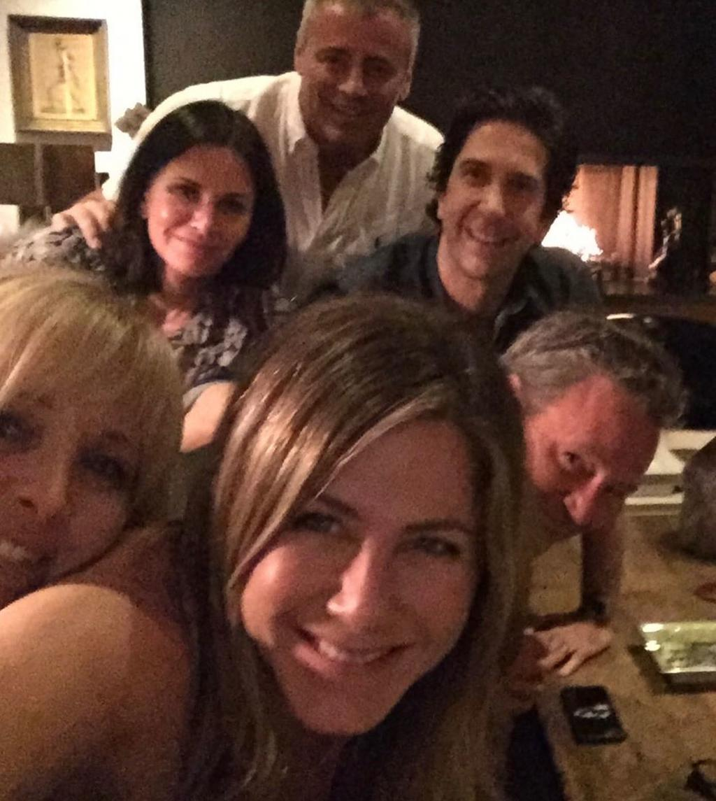 Jennifer Aniston hace gran debut en Instagram