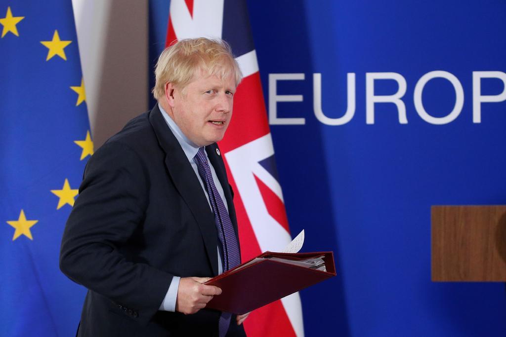 Johnson pide al Parlamento que apoye nuevo acuerdo del brexit. Noticias en tiempo real