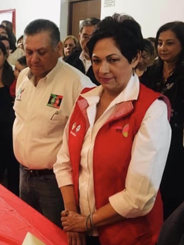Renuncia la Secretaria General del PRI en Monclova. Noticias en tiempo real