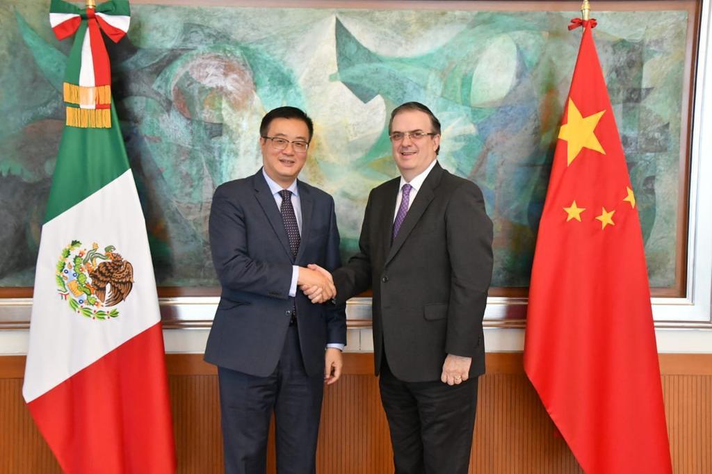 Resultado de imagen para China confirma su interés de invertir en Tren Maya y otros proyectos en México