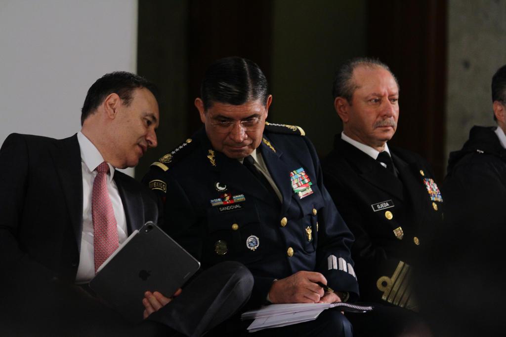 Acompañarán titulares de Sedena y Semar a Durazo en comparecencia, El Siglo  de Torreón