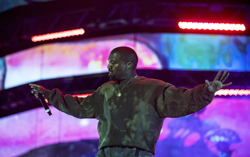 Disco religioso de Kanye West llega al Hot 100 de Billboard