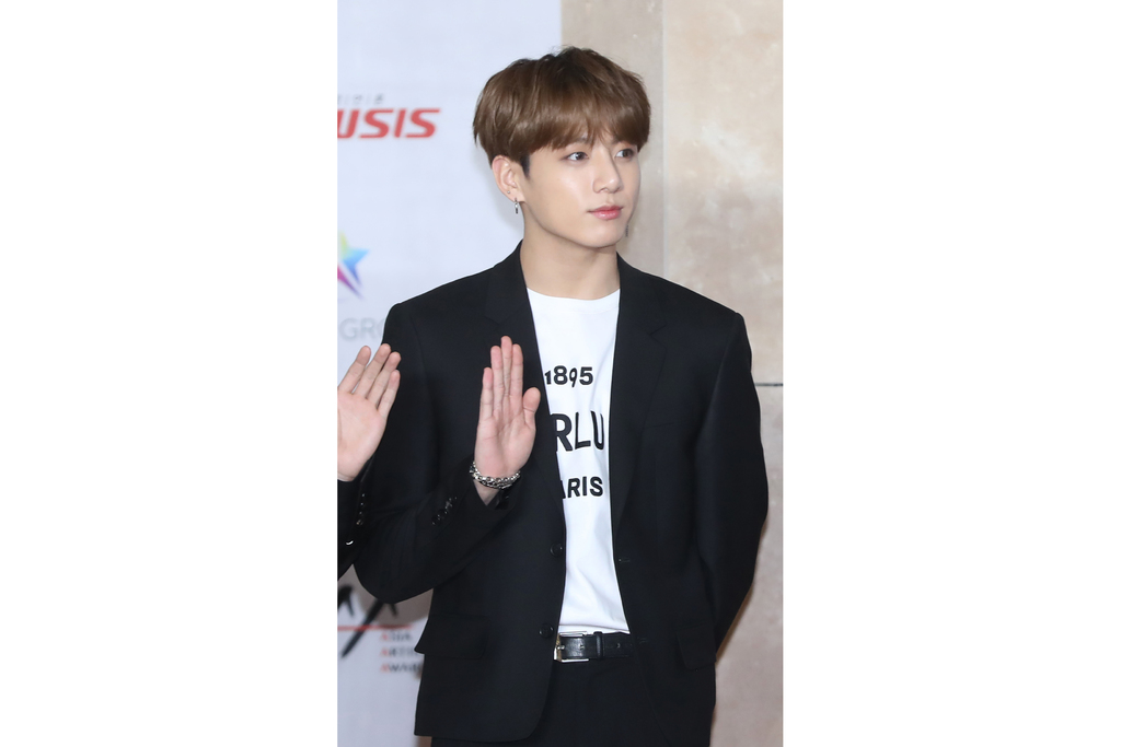 Percance. Jungkook admitió haber causado el accidente. (AP)