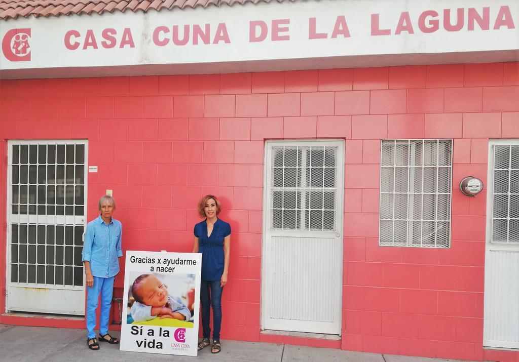Casa Cuna de La Laguna tiene como principal misión salvar vidas. Noticias en tiempo real