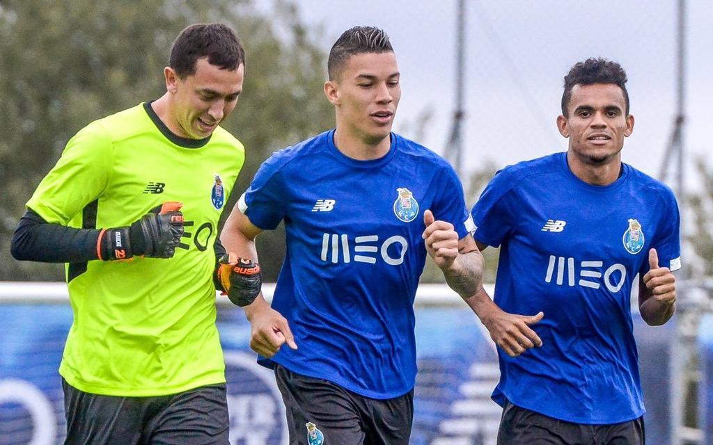 Marchesín y Mateus Uribe son separados del Porto por indisciplina ...