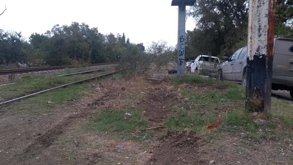 Sobrevive a impacto de tren en Piedras Negras - El Siglo de Torreón