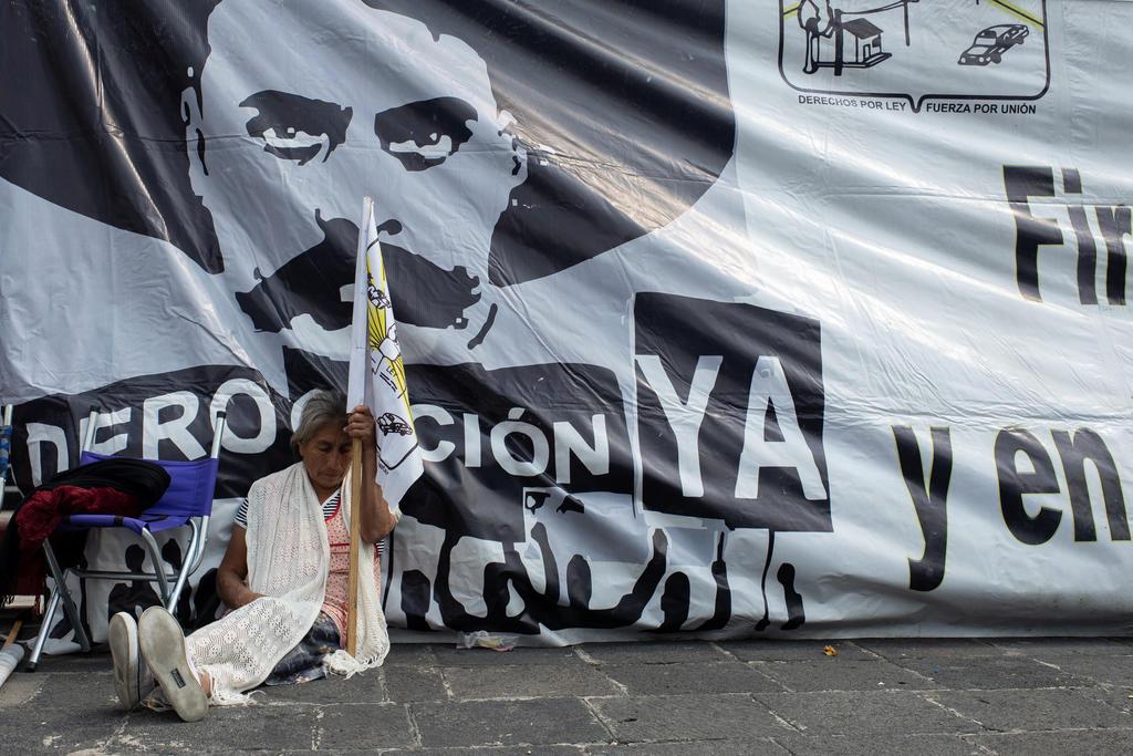 Amaga Antorcha Campesina con mantener campamento en San Lázaro - El Siglo de Torreón
