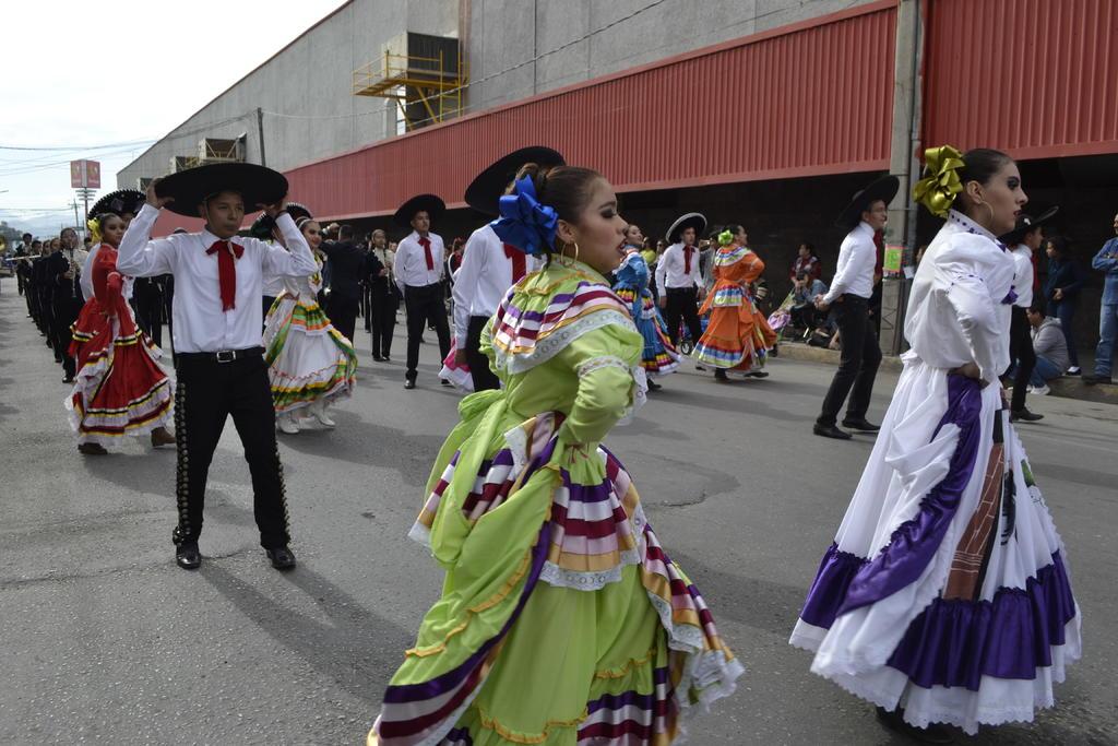 Esperan hasta cinco mil participantes en desfile de Gómez Palacio - El Siglo de Torreón