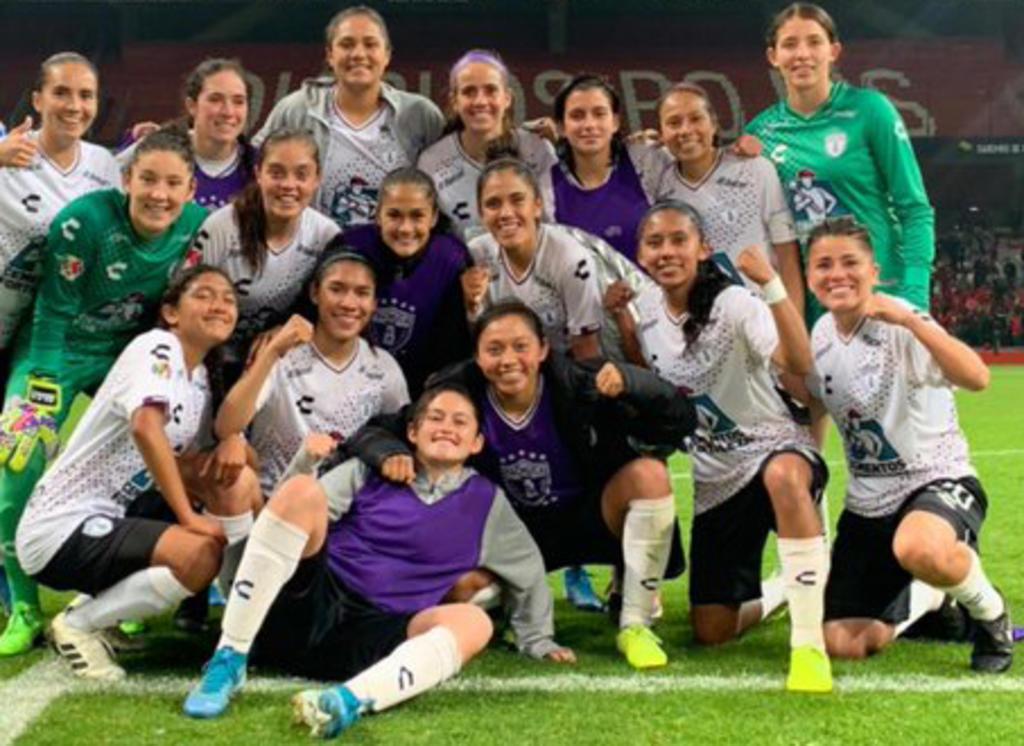 Pachuca golea a Toluca y avanza a semifinales de la Liga MX Femenil