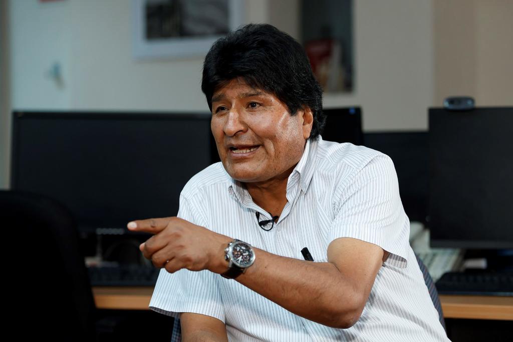 Tienen miedo de mi regreso a Bolivia: Evo Morales