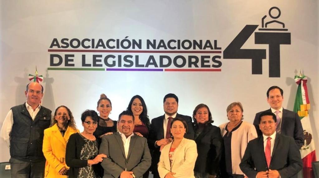 Legisladores de cuatro partidos constituyen asociación a favor de la 4T. Noticias en tiempo real