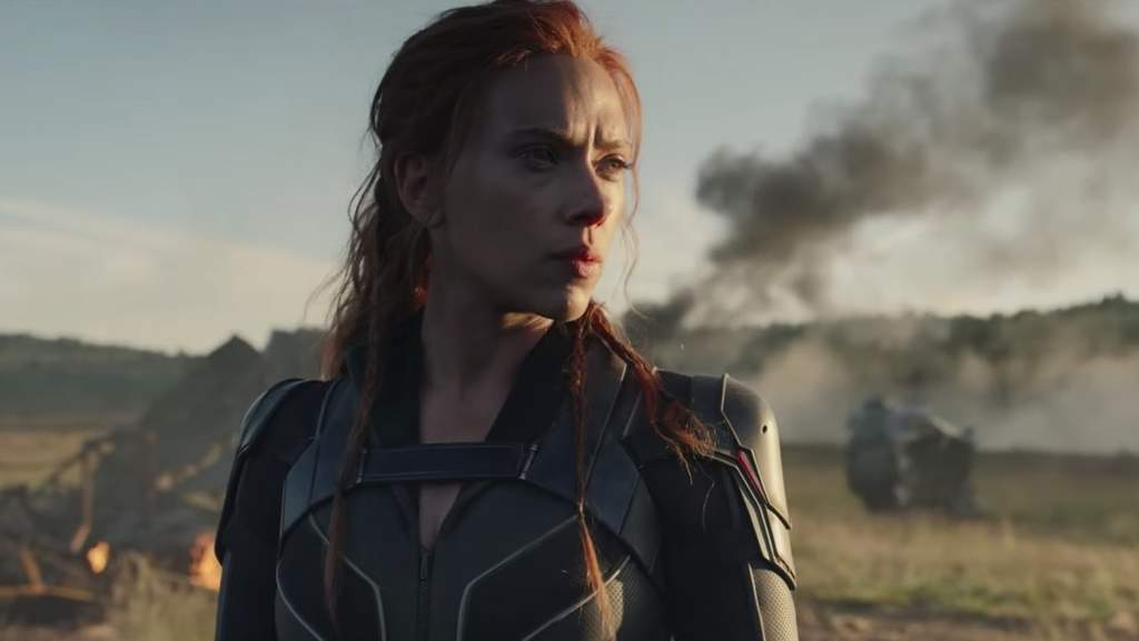 Marvel lanza tráiler de Black Widow