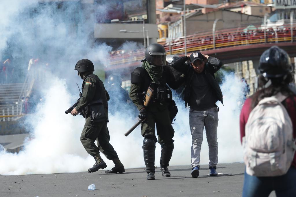 Resultado de imagen para graves violaciones ocurridas durante las recientes protestas en Bolivia