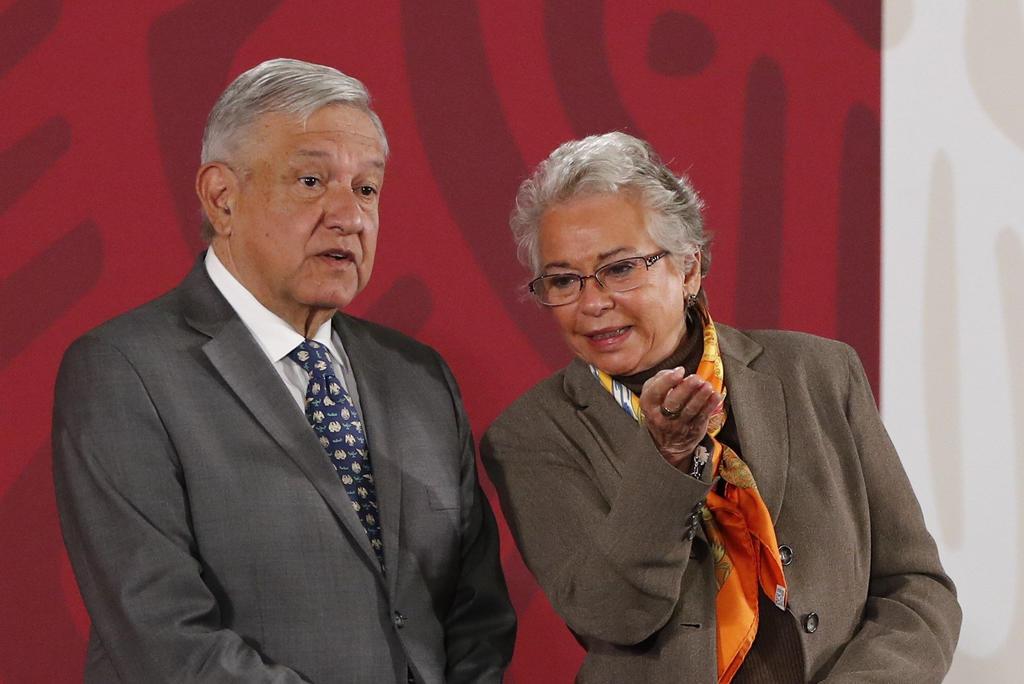 Olga Sánchez Cordero representará a AMLO en Argentina, El Siglo de Torreón
