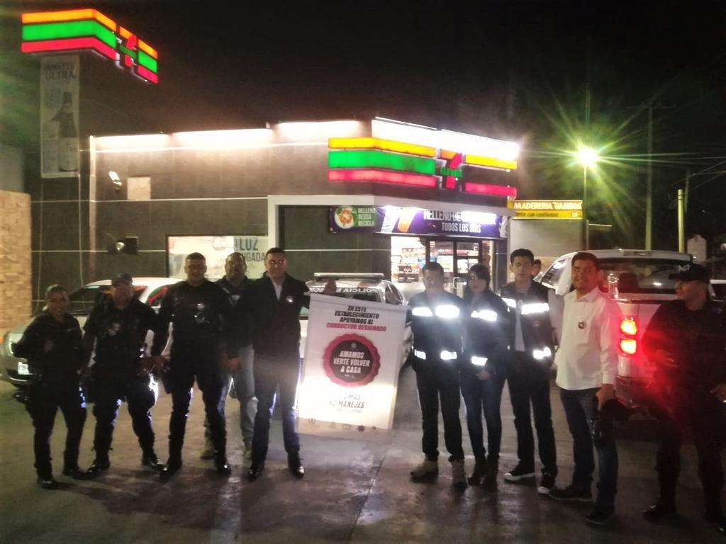 Inician plan para evitar mezclar el alcohol y el volante en Gómez Palacio. Noticias en tiempo real