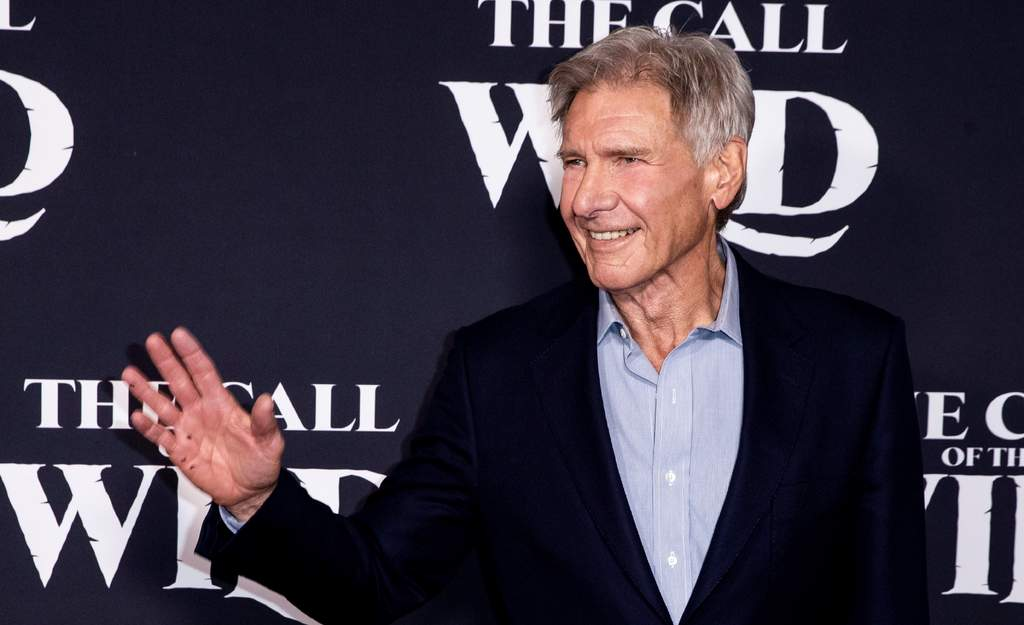 Harrison Ford estrena The Call of the Wild