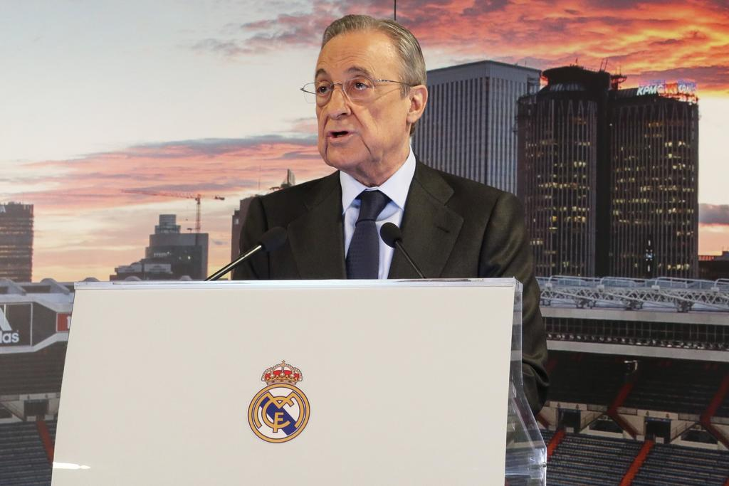 Real Madrid dona material sanitario a la ciudad capital