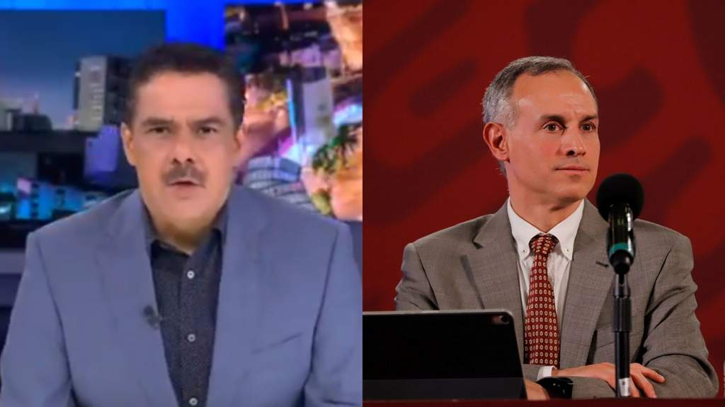 Ya no haga caso a Hugo López-Gatell', pide Javier Alatorre en TV ...