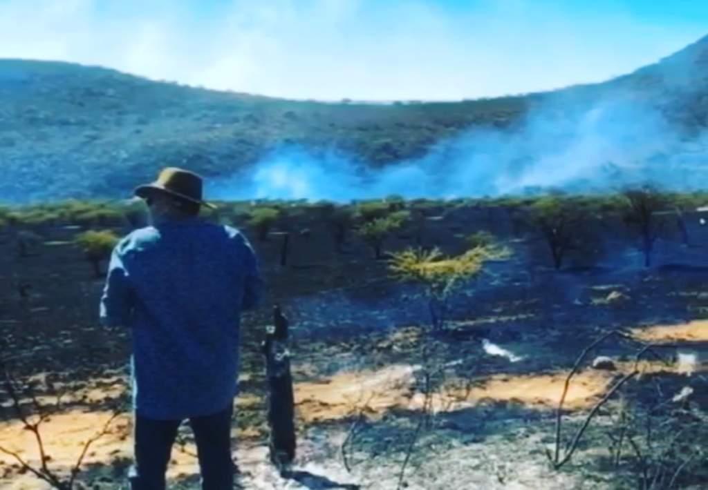 Incendio consume propiedad del padre de Pepe Aguilar, El Siglo de ...