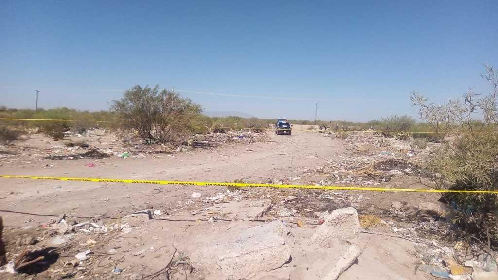 Localizan cuerpo en basurero de ejido en Tlahualilo