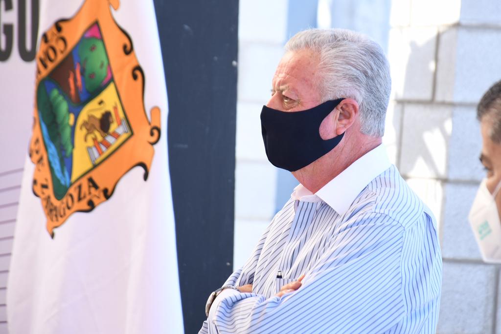 Niega alcalde de Torreón que alza en contagios sea su responsabilidad