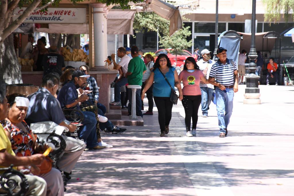 Durango y Coahuila, con alta movilidad