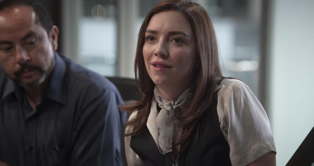 Regina Blandón y su personaje en 'Historia de un crimen: la ...